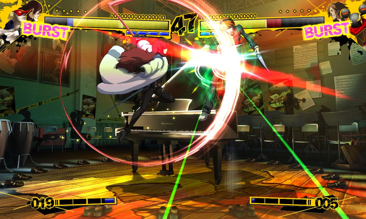 Persona 4 Arena compatibile Xbox One