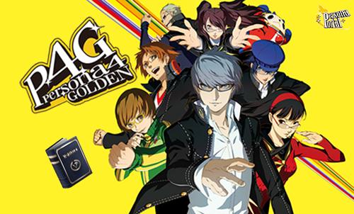 Persona 4 Golden: Compendium