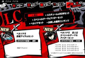 DLC e patch 1.01 per Persona 5