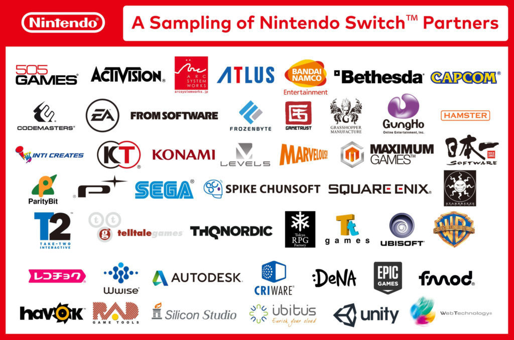Atlus supporterà nintendo switch