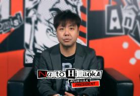 Naoto Hiraoka discute Persona 5