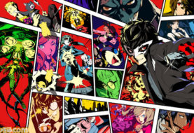 L'Art Book di Persona 5 arriva in inglese come E-Book