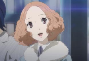 Persona 5: Annunciata la figure di Haru Okumura