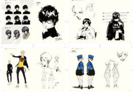 Novità relative all'Artbook di Persona 5