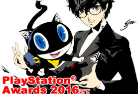 Due Awards per Persona 5!