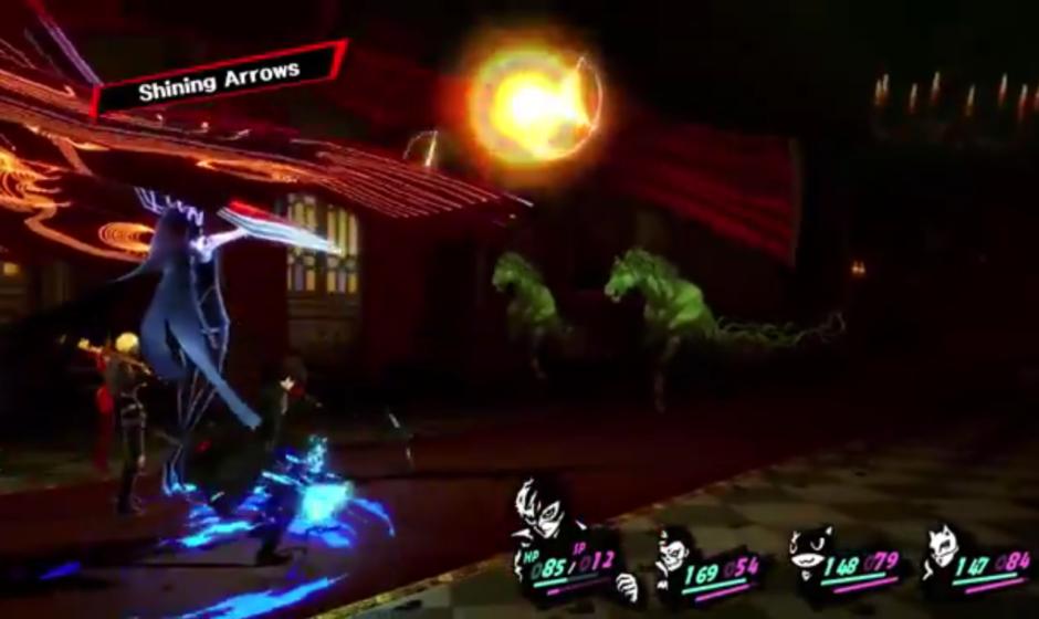 Kaguya e la sua versione Picaro su Persona 5 : Trailer inglese