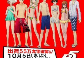 DLC Set dei costumi da bagno su Persona 5: Trailer inglese