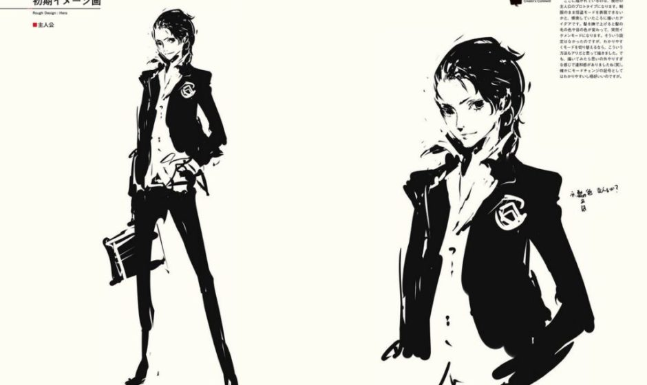 Shigenori Soejima sulla creazione dei Protagonisti