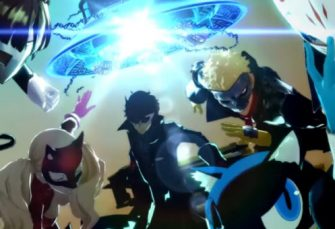Persona 5 in nomination ai The Game Awards 2017