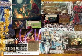 Radiant Historia: Perfect Chronology, nuove scans e illustrazioni