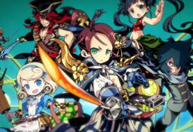 Rivelata la cover dell'User's Best Album di Etrian Odyssey