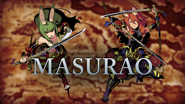 Etrian Odyssey V, trailer Masurao