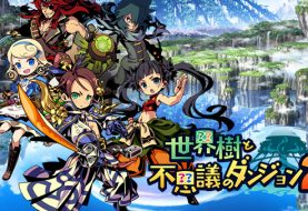 Nuove scan per Etrian Mystery Dungeon 2