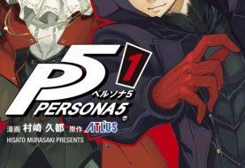 Il manga di Persona 5 arriva in Italia