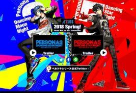 Annunciati Persona 3: Dancing Moon Night e Persona 5: Dancing Star Night