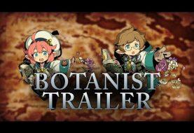 Etrian Odyssey V, trailer Botanist