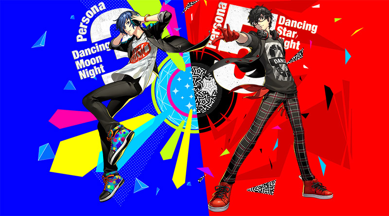 Persona 5: Dancing Star Night opening