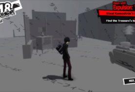 Trovata una mappa incompleta di Persona 3 tra i dati di Persona 5