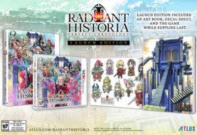 Radiant Historia: Perfect Chronology, trailer in inglese e launch edition