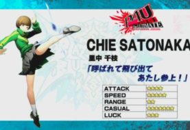 BlazBlue Cross Tag Battle introduce Chie