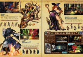 Nuove scan e informazioni per Dragon's Crown Pro