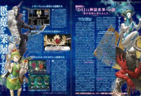 Famitsu: nuove scan per Shin Megami Tensei: Strange Journey Redux