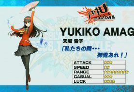 Yukiko Amagi debutta in BlazBlue Cross Tag Battle