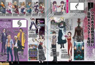 Dx2 SMT: Liberation, nuovi personaggi e antagonisti