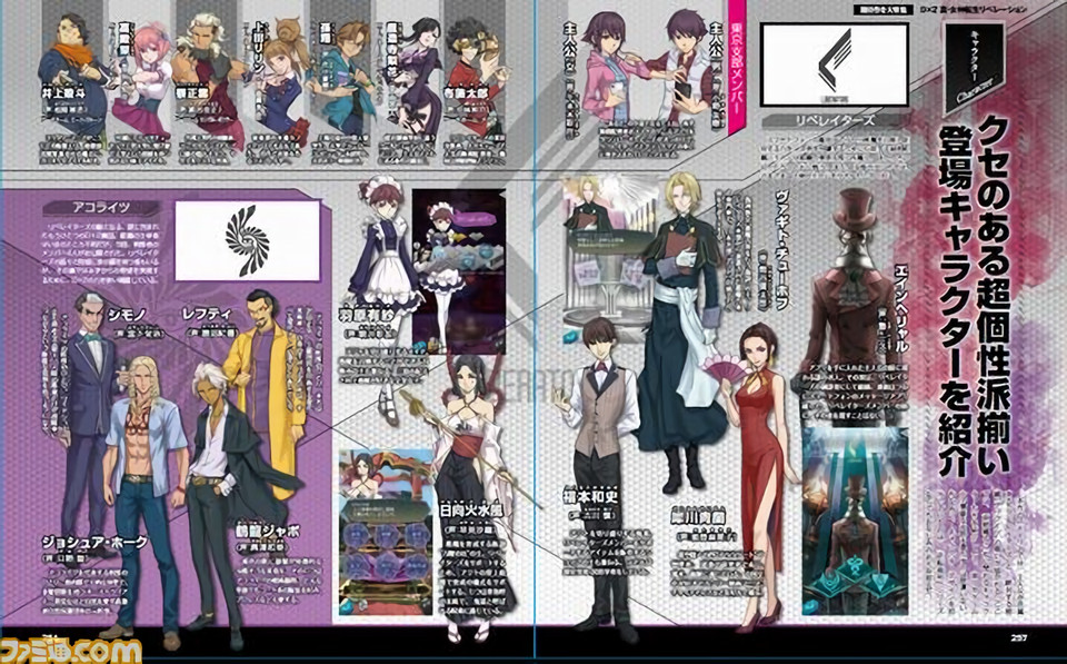 Dx2 SMT Liberation, scans