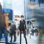 Persona 5 The Animation, key visual.