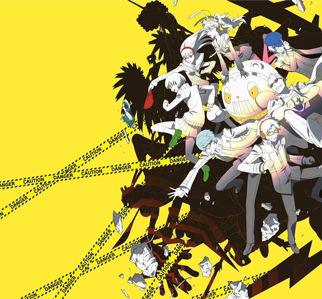 Persona 4 The Animation Series Complete