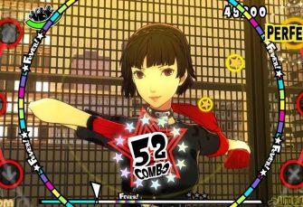 Vagonata di screenshots per i Dancing di Persona 3 e 5