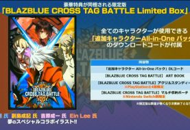 BlazBlue Cross Tag Battle: Rivelata la data d'uscita giapponese e americana e rilasciato un nuovo trailer