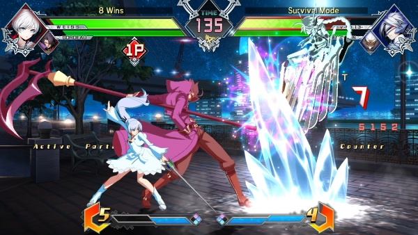 BlazBlue Cross Tag Battle modalita di gioco