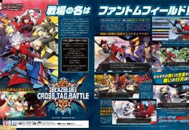 BlazBlue Cross Tag Battle, story mode