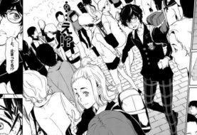 Persona 5 manga, volume #3 in uscita il 12 Aprile