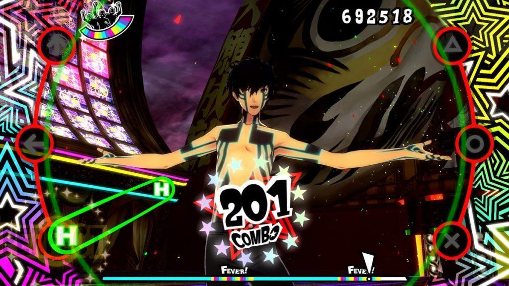 Persona 5: Dancing Star Night, Shin Megami Tensei III: Nocturne DLC