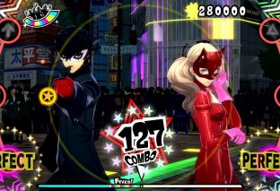 P3D & P5D: character trailer per Junpei & Ann