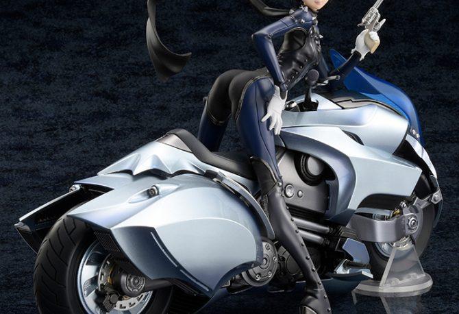 Persona 5, Joker Nendoroid & Makoto Niijima con Johanna Figure