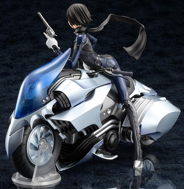 Makoto Niijima (Phantom Thief vers.) con Johanna, Figure