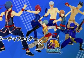 P3D & P5D: Annunciati i costumi di Virtua Fighter, Yakuza e Sonic