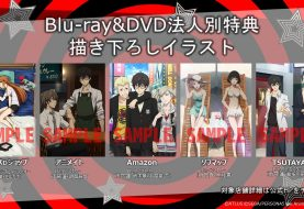 P5A, bonus inclusi coi DVD/Blu-ray 1-6