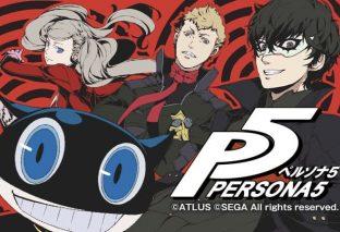 Persona 5 manga, volume #4 in uscita il 19 Settembre