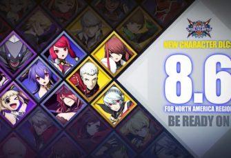 BlazBlue Cross Tag Battle, annunciati DLC di Mitsuru, Akihiko e Labrys