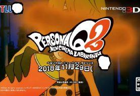 Persona Q2, nuovo trailer e update del sito
