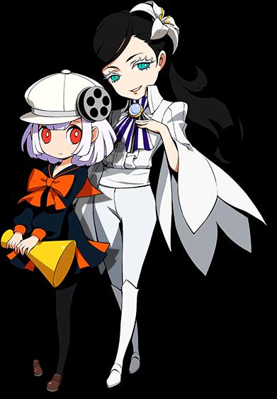 Persona Q2, Hikari & Nagi