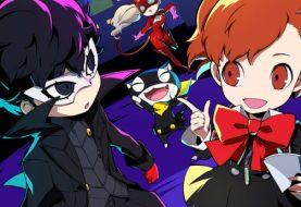 Persona Q2, key art in HD e incontro tra i Protagonisti di Persona 3