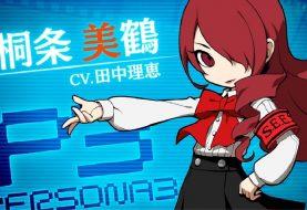 Persona Q2, trailer di Mitsuru Kirijo