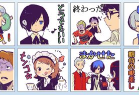 Collaborazione con Phantasy Star Online 2 e set di sticker Line