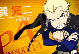 Persona Q2, trailer di Kanji Tatsumi